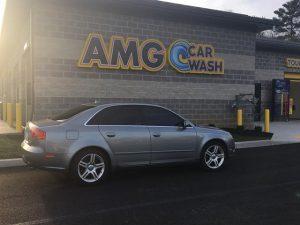 AMG Car Wash,MD