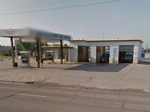 BlueJay Car Wash, Cimarron KS
