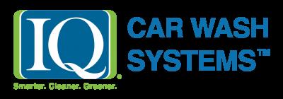 IQ Car Wash System Logo