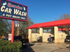 Scrubs Car Wash, Houston, TX